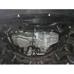 Scut motor Nissan Qashqai (dupa 2014-)