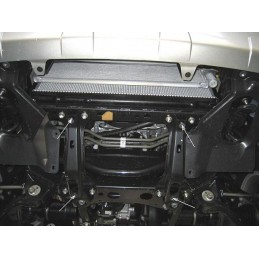 Scut radiator si motor Toyota Hilux (2006-2010)